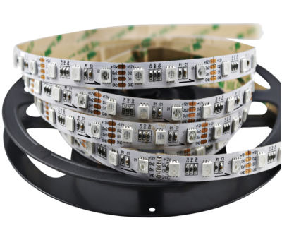 TM1923 /WS2811 12VDC digital RGB  led strip